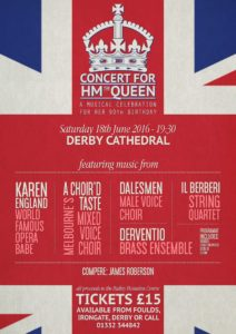 Concert for Her Majesty