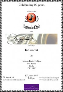 Concert with Derventio Choir