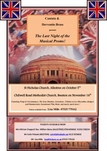 The Last Night of the Musical Proms