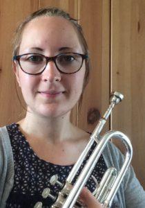 Cat Johnston - Trumpet